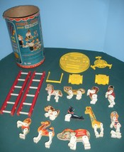Vintage Fisher Price #902 Junior Circus Loaded/VG-VG++ (B) image 6