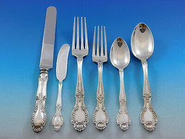 Richelieu by Tiffany Sterling Silver Flatware Set 12 Service 75 pieces - $10,395.00