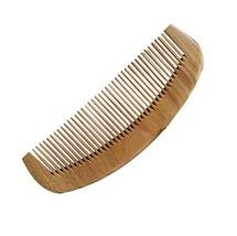 Elegant Handmade Premium Quality Natural Sandalwood Comb Healthy Hair Care Comb