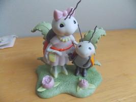 1998 Hallmark Storybook Friends Lulu Ladybug Figurine  - $20.00