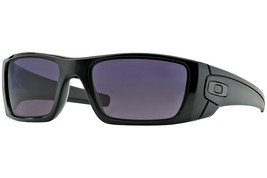 Oakley Sunglasses Fuel Cell Polished Black w/Warm Grey  OO9096-01 - $88.15