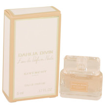 Dahlia Divin Nude By Givenchy For Women 0.17 oz Mini EDP - $10.16
