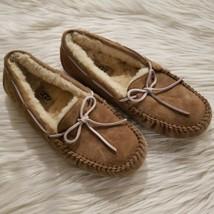 NEW! UGG Dakota Slippers Size 6 Tabacco Tan Pink Women's - $32.73