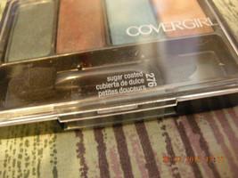 COVERGIRL EYE ENHANCERS QUAD  #276 SUGAR COATED - NEW & SEALED SEE NEW S... - $2.23