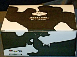 CowParade Jubilee Westland Giftware # 7320 AA-191899 Vintage Collectible image 6