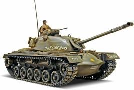 "Monogram M48A2 Patton Tank ""The Love Bug"" Plastic Model Kit 1/35 Scale 85-7853 - $29.70"