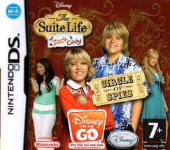 The Suite Life of Zack and Cody- Circle of Spies DS (Nintendo DS) - UK S... - $6.96