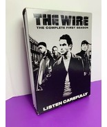 The Wire - The Complete First Season DVD 5-Disc Set HBO - $4.99