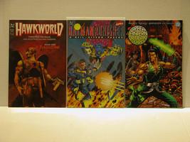 BATMAN V PUNISHER + HAWKWORLD + GREEN LANTERN:DRAGONLORD  - FREE SHIPPING - $18.70