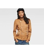 G-Star Raw Minor Field Slim Tan Jacket Sz S NWT MSRP $250 - $148.50