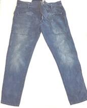 "Ralph Lauren Blue Jeans Womens Ladies Denim Boyfriend Fit W 29"" X L 28"" RRP £196 - $75.79"