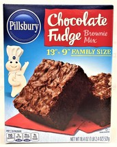 Pillsbury Chocolate Fudge Brownie Mix 18.4 oz - $3.95