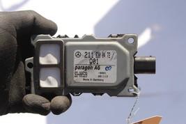 2006-2009 MERCEDES CLS550 W219 CHASSIS AIR POLLUTANT SENSOR MODULE  R2504 - $42.56