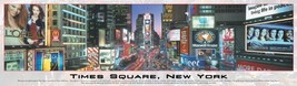 Buffalo Games Panoramic Times Square New York 750 Piece Jigsaw Puzzle - $22.98