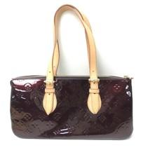 AUTHENTIC LOUIS VUITTON MonogramVernis Tote Rosewood Avenue Shoulder Bag... - $800.00
