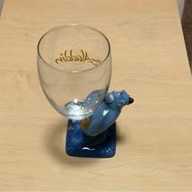 Disney store Japan Aladdin Jeannie Figure Glass  Pottery Interior - $56.43