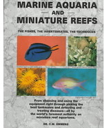 Marine Aquaria and Miniature Reefs : Cliff Emmens - New Hardcover @ZB - $8.99