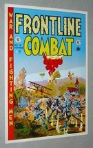 1970's EC Comics Frontline Combat 13 WWI World War 1 poster: Art by Wally Wood - $29.99