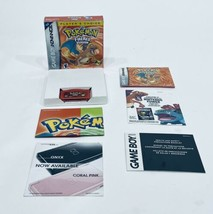 Pokemon: FireRed Version Players Choice (Game Boy Advance, 2004) Complet... - $346.50