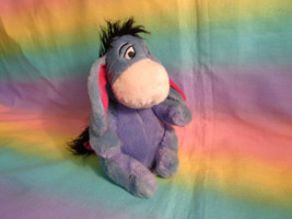 Disney Store Winnie the Pooh Eeyore Mini Bean Bag Plush  - $7.18
