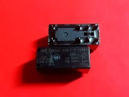 507-2CH-F-C, 12VDC Relay, Song Chuan Brand New!! - $6.35