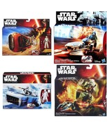 Star Wars Vehicles and Action Figures - $19.80+