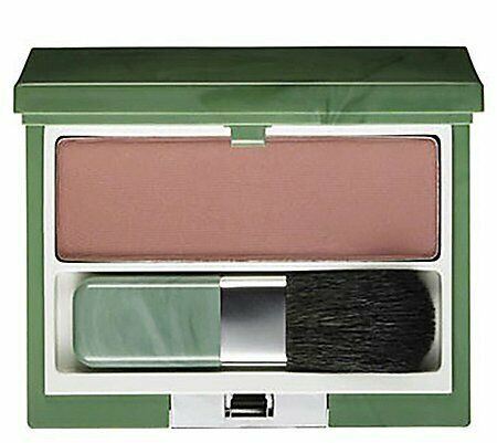 Primary image for Clinique Soft-Pressed Powder Blusher in Chestnut Blush - NIB