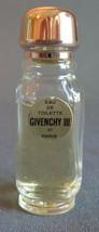 Givenchy III 90 degrees EDT Eau de Toilette Splash Mini Purse Size 85% F... - $19.99