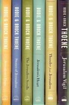 Zion Legacy Books 1-6: Jerusalem Vigil; Thunder from Jerusalem; Jerusale... - $120.00