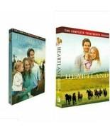 Heartland: The Complete Seasons 12 & 13 DVD Set Brand New - $28.99