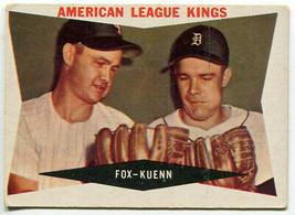 Vintage MLB 1960 Topps #429 American League Kings - $9.75