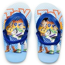 TOY STORY 4 WOODY & BUZZ DISNEY Flip Flops w/ Optional Sunglasses Beach ... - $10.39+