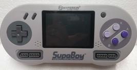 Hyperkin SUPABOY Portable Super Nintendo SNES SFC Handheld Pocket Gaming... - $51.93