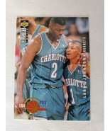 Larry Johnson ~ 1994 UD Collectors Choice #206 ~ Single Basketball Tradi... - £0.68 GBP