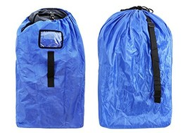 Durable Car Seat Travel Bag, Car Seat Cover, Infant and Baby Carrier Travel - $19.35