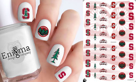 Stanford Cardinals Nail Decals (Set of 50) - $4.95