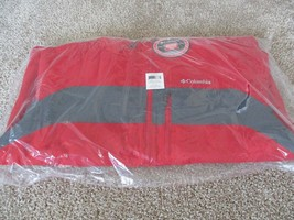 BNWT Columbia Winterswept men's jacket, Size XL, Red/grey, $150 - $74.25