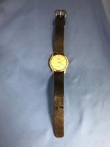 Longines 14k Yellow Gold Automatic Watch 17 Jewels 27m Movement - $1,185.03
