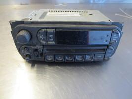 GRK813 Radio CD Player Tuner Receiver 2004 Jeep Grand Cherokee 4.0 05064354AJ - $84.00