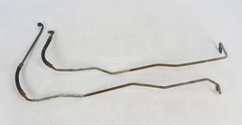 BMW E32 750iL Automatic Transmission Oil Cooler Lines Hoses ZF 1987-1994... - $99.00