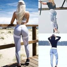 Women 3D Print Yoga Skinny Workout Gym Leggings Sports Training Cropped ... - $14.46