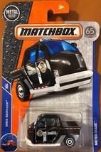 Meter Made 2018 MATCHBOX black - $4.95