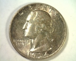 1954 WASHINGTON QUARTER CHOICE / GEM UNCIRCULATED CH. /GEM UNC.  VERY NI... - $32.00