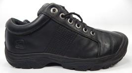 Keen PTC Oxford Slip-Resistant Leather Men's Work Shoes Size US 10 M (D) EU 43