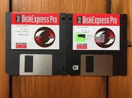 Vintage 1995 Alsoft Disk Express Pro V 3.0.1 Floppy Disk Mac Macintosh S... - $19.99