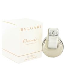 Omnia Crystalline By Bvlgari Eau De Toilette Spray 2.2 Oz - $60.95