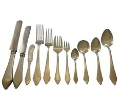 Chatham by Durgin Sterling Silver Flatware Set For 12 Service 144 Pieces... - $9,995.00