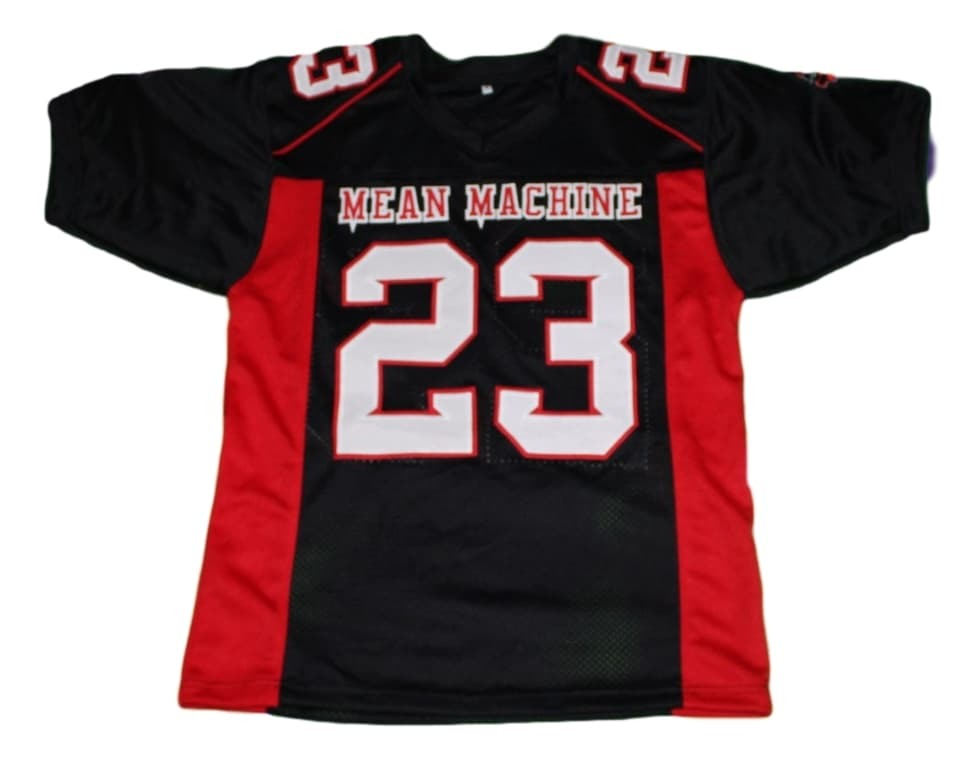 Megget #23 Mean Machine New Men Football Jersey Black Any Size