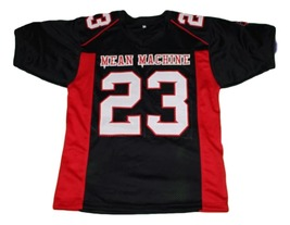 Megget #23 Mean Machine New Men Football Jersey Black Any Size image 1