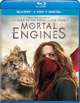 Mortal Engines [Blu-ray + DVD + Digital, 2019]